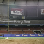 Fri, 1988-08-12 12:00 - Taken before the Chicago White Sox faced the Seattle Mariners in the Kingdome on August 12, 1988.  This image was processed in Adobe Photoshop CC 2020 using plug-ins from onOne software and Topaz Labs.
