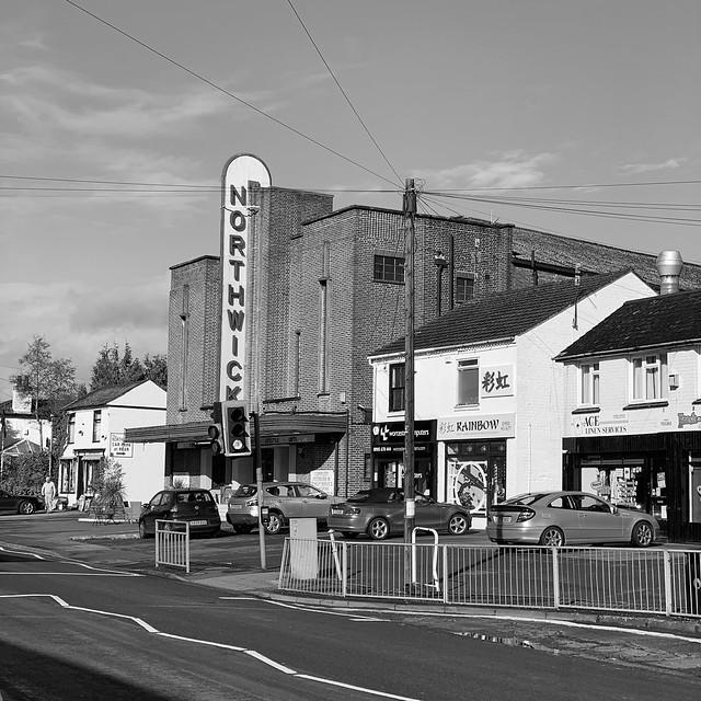 The old Northwick cinema