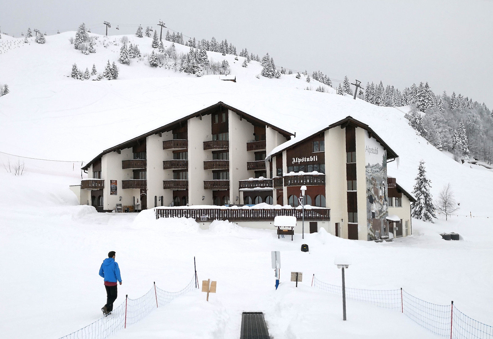 Hotel Alpstubli by the magic carpet