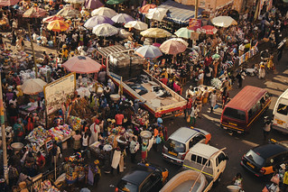 Makola market, Accra | by ScotchBroom