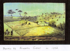 gawler farm painting ilberry