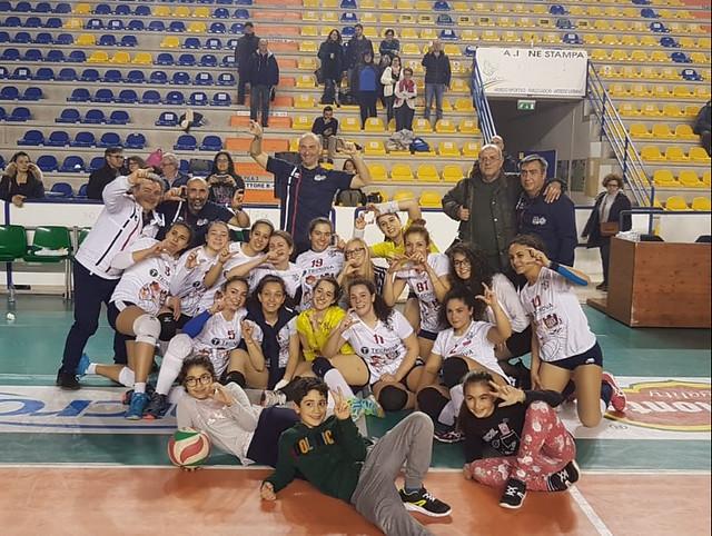 Tecnova Volley Gioia 18-19_promozione serie C