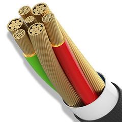 kabel constructie