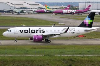 F-WWID Airbus A320 Néo Volaris