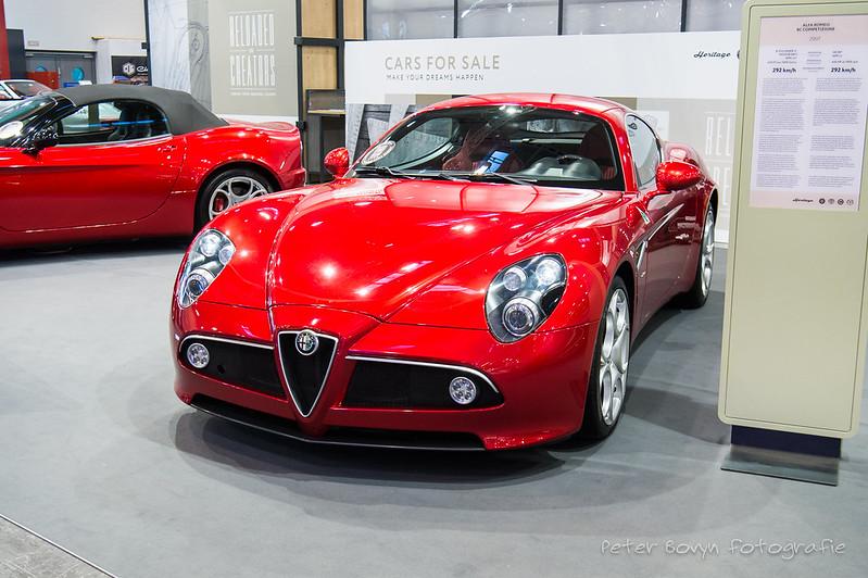 Alfa Romeo 8C Competizione – 2007