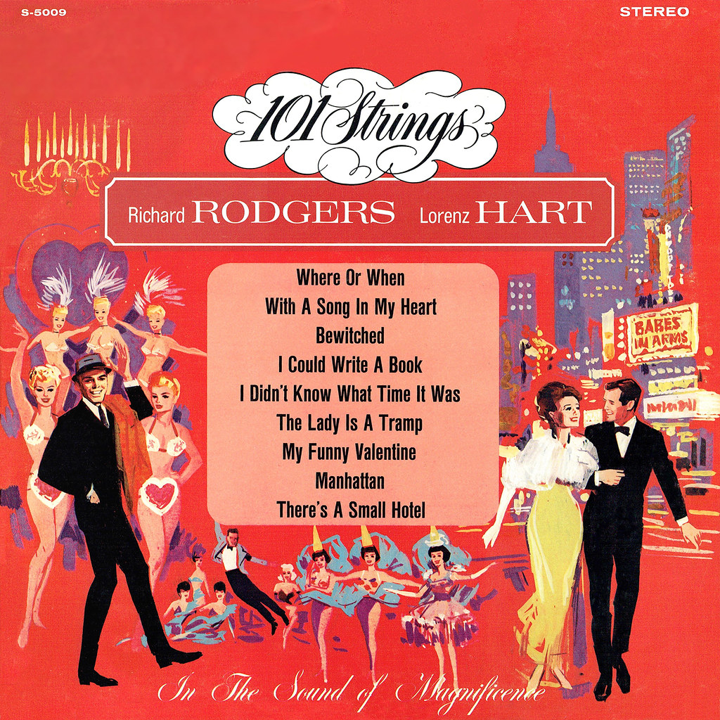 101 Strings ‎– Richard Rodgers and Lorenz Hart