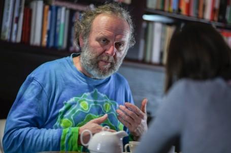 UKÁZKA Z ČÍSLA: Jsem běžec solitér, říká herec Jaroslav Dušek