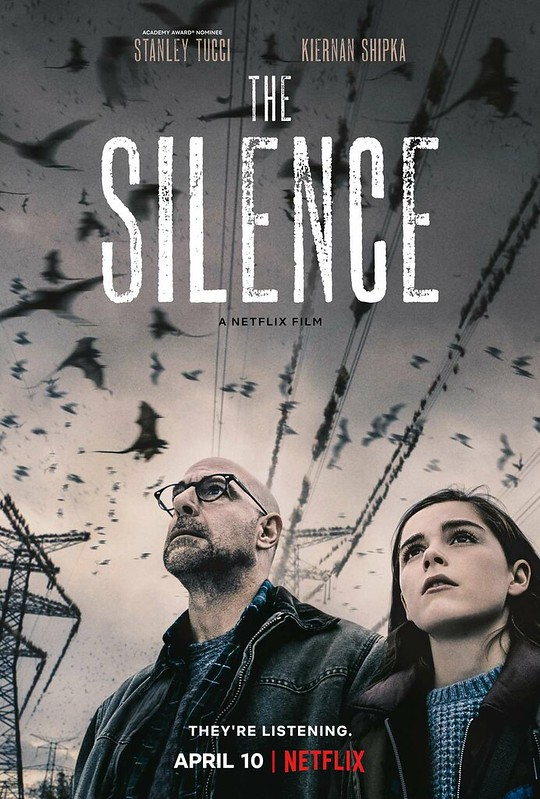 The Silence - Poster 2