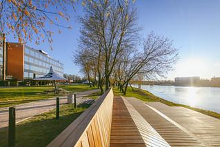 Chill zone | Kaunas | by A. Aleksandravičius