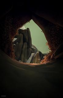 Sea of Thieves / Peeky Hole