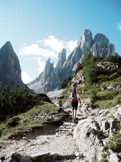 Hiking in the Dolomites in summer | by ariannabrinegar5359