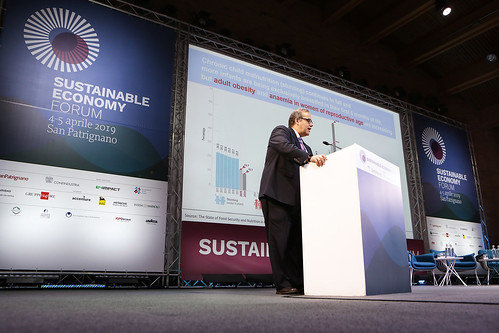Sustainable Economy Forum | by San Patrignano