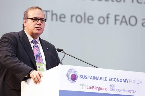 Sustainable Economy Forum   by San Patrignano