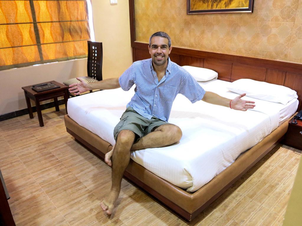 Hotel Heritage Inn en Varanasi