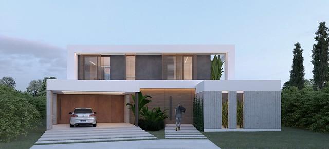 Proyecto de vivienda Greenvile Polo Resort
