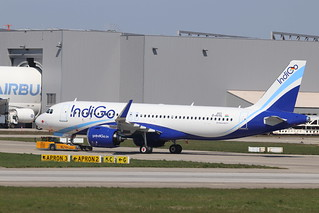 A320neo IndiGo VT-IZY   by XFW-Spotter
