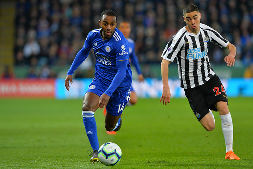 Leicester Cit v Newcastle United | by Alex Hannam