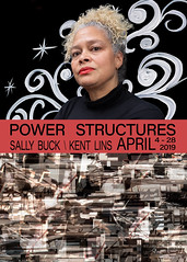 Power Structures - Exhibition by Sally Buck and Kent Lins