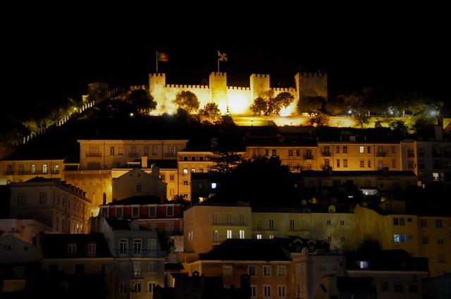 Castillo de San Jorge (Lisboa)