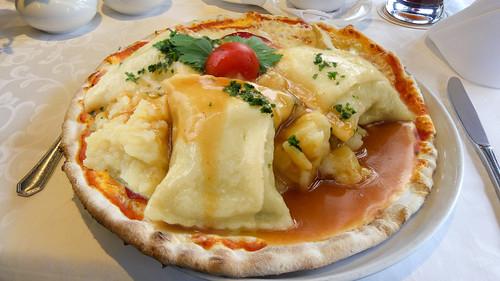 Schwäbische Pizza | by Sanseira