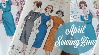Sewing Zine April 2019 | by English Girl at Home