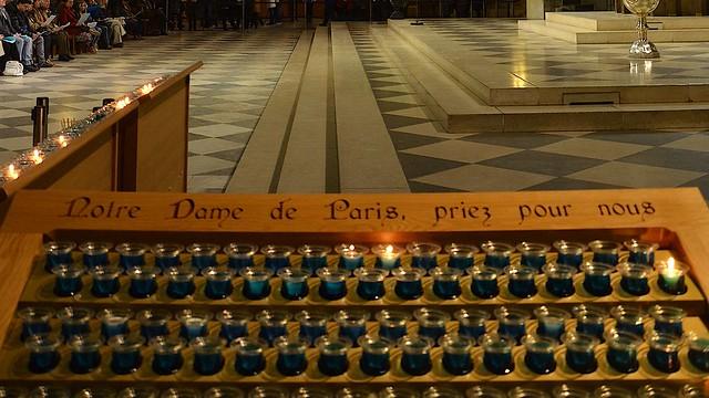 Notre Dame of Paris, Pray For Us