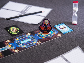Trapwords | by Doctor Meeple