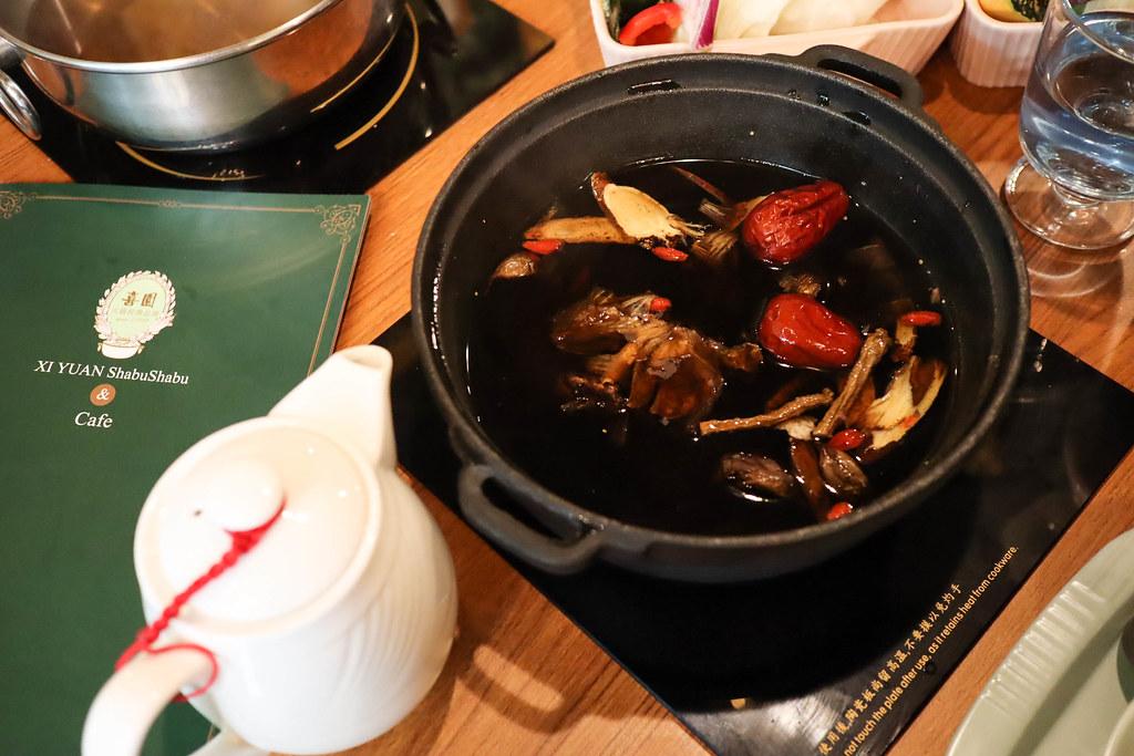 喜園風味涮涮鍋 林口歐風店 (8)