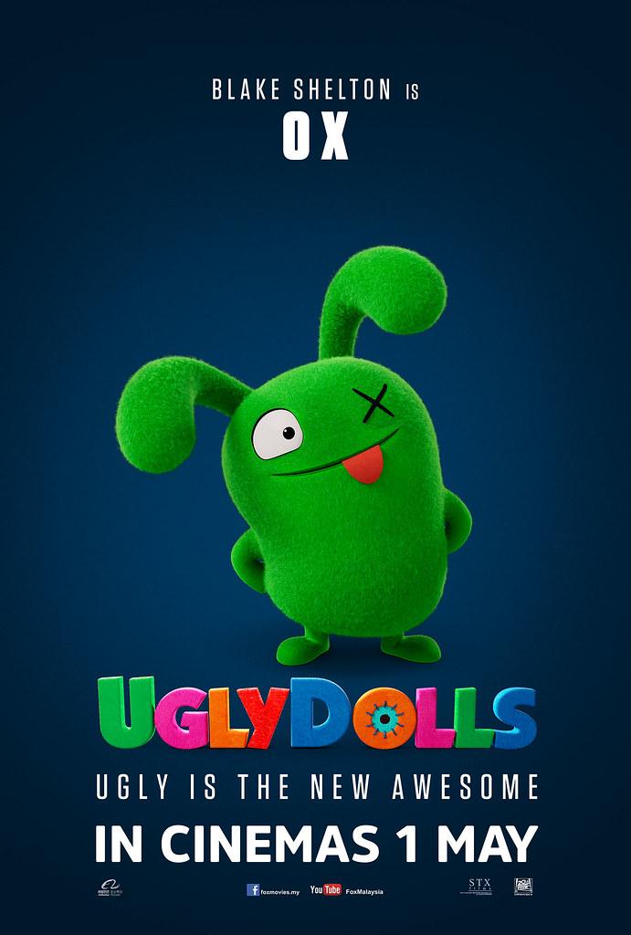 Filem Ugly Dolls