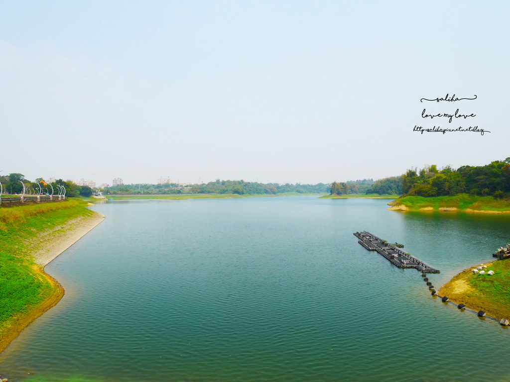 嘉義市區一日遊景點推薦好拍ig打卡蘭潭水庫 (6)