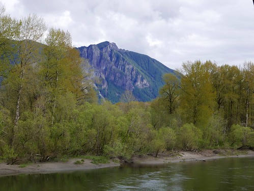 Mt Si near Snoqualmie | by NBend