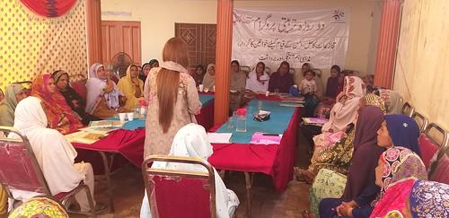 (Aman Kook)  Two days Awarness Training workshop with Community Influntial Women Multan UC, 2MR Punjab   Umang Development Foundation | by UmangDevelopmentFoundation