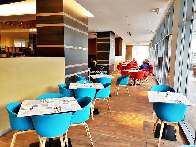 Novotel Melaka 10 - The Square Restaurant