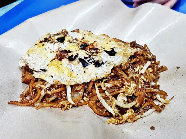 Char Kway Teow / Fried Noodles With Egg