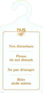 Montebello Splendid Hotel. Firenze. Italy - 17547 | by Hotel Do Not Disturb Signs