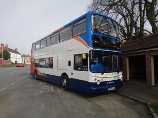 Stagecoach Lincolnshire 18319 YN05 XNK in Binbrook | by 1431Andy