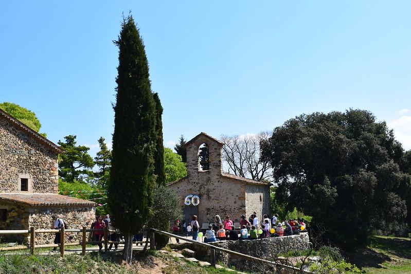 Cardedeu, als peus del Montseny