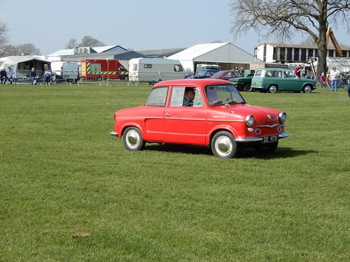 1959 NSU Prinz | by andrewgooch66