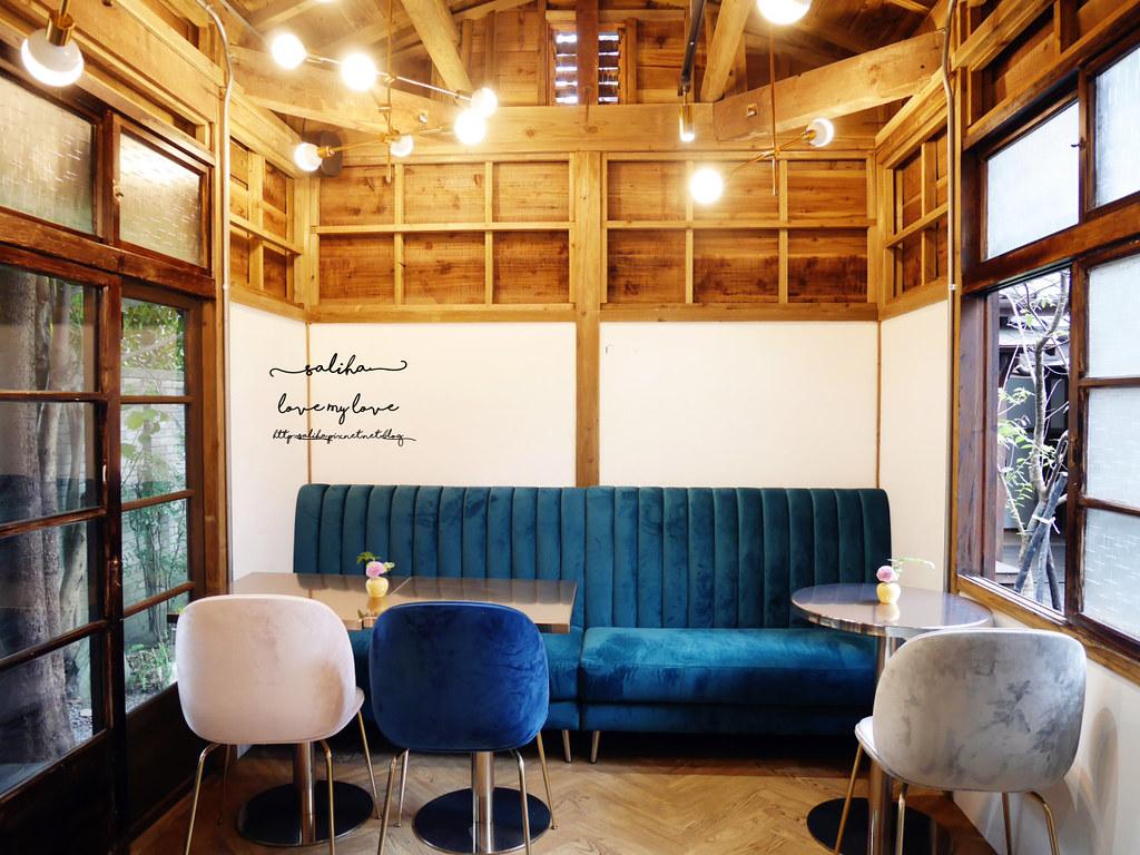 台北大安金華街東門站日式咖啡廳推薦老房子古蹟金錦町 (5)