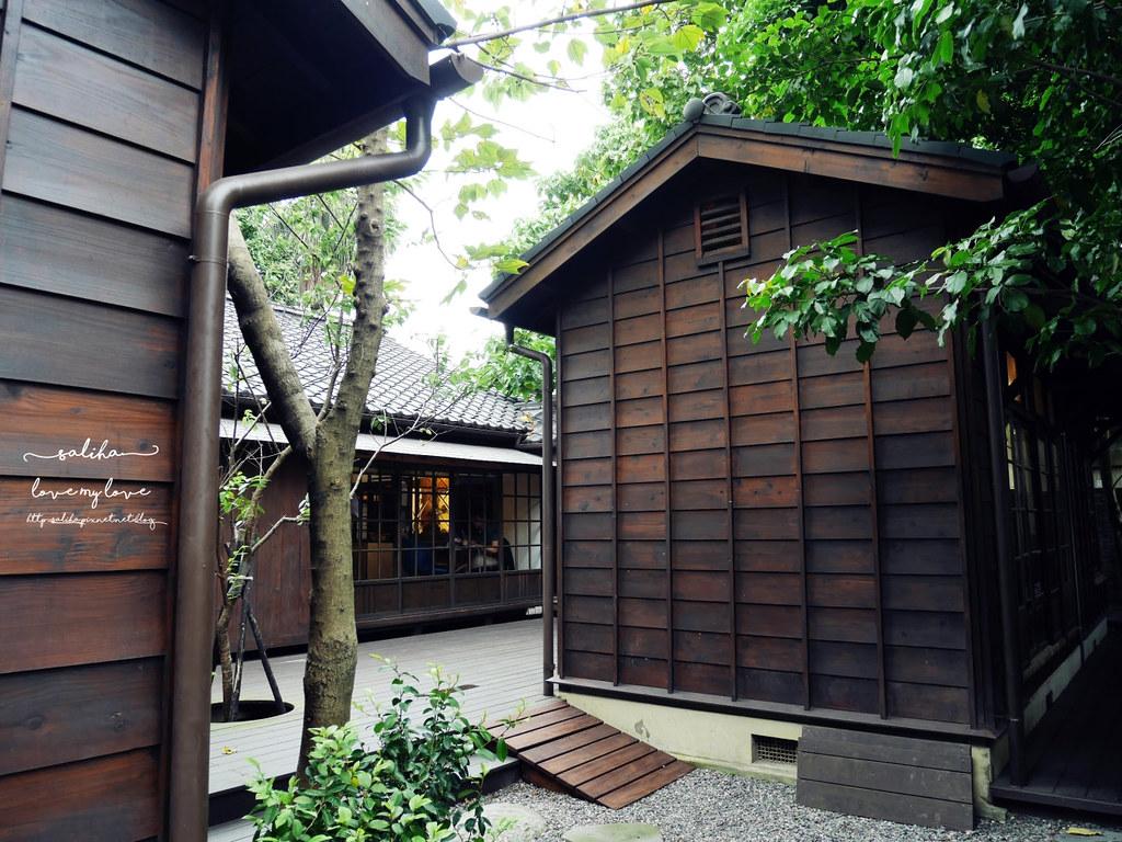 台北大安金華街古亭站附近老屋咖啡廳老房子改建氣氛好餐廳伴手禮下午茶 (4)