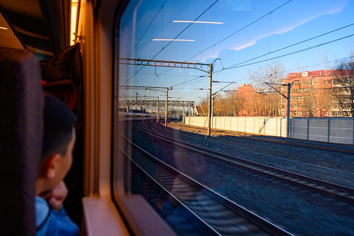 Long train...