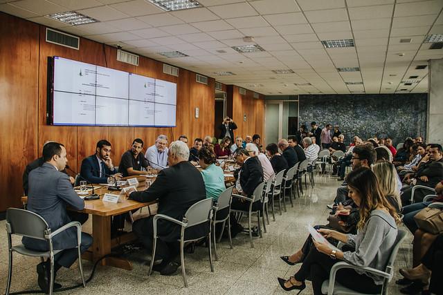 4ª Reunião Pública de Mediação de Regularização Fundiária com representantes de Condomínios