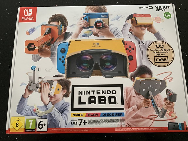Nintendo Labo VR for Switch