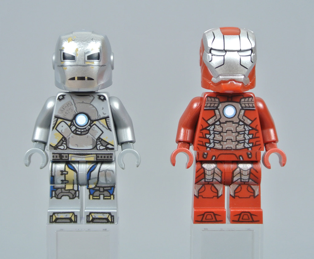 Marvel Super heroes Iron-Man Suit Chamber Marvel Super heroes Avengers Mansion