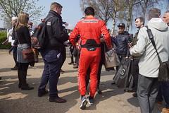 Mark Webber, Formula One and Porsche Endurance Driver, 77th Members' Meeting, Goodwood Motor Circuit (12)