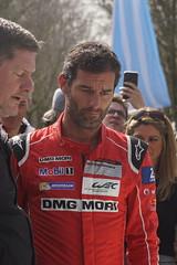 Mark Webber, Formula One and Porsche Endurance Driver, 77th Members' Meeting, Goodwood Motor Circuit (10)