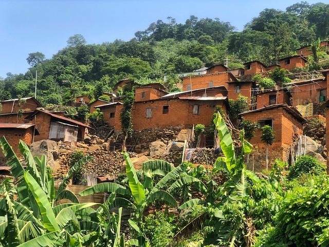 Monte Agou en Togo