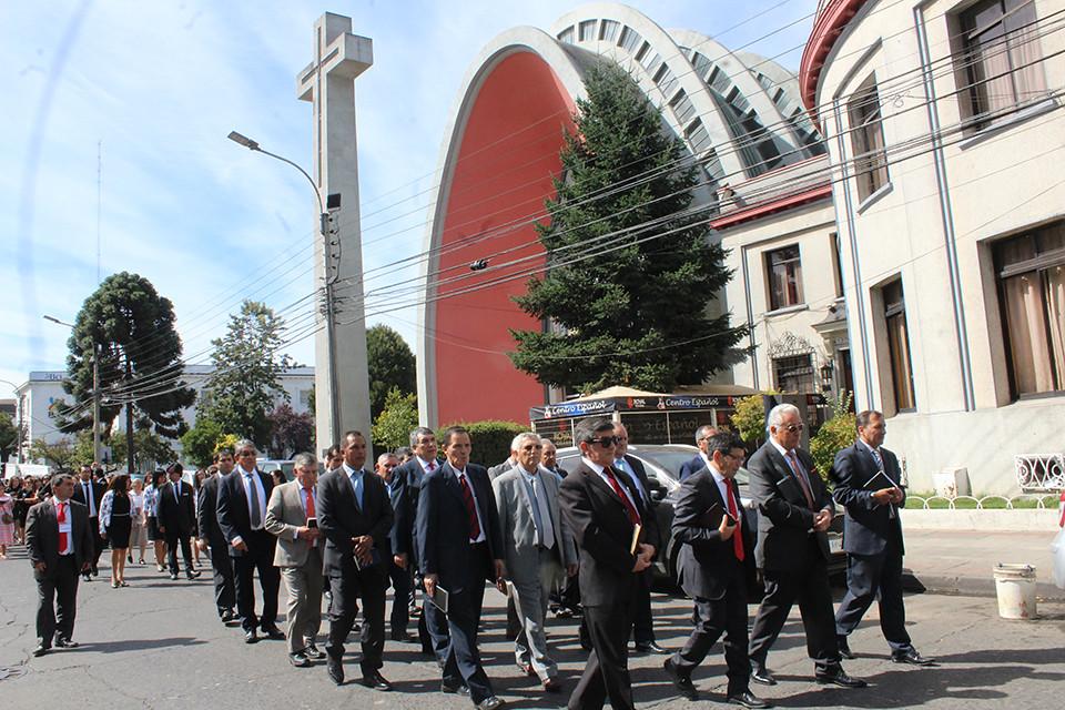 96 Aniversario IMPCH Chillán