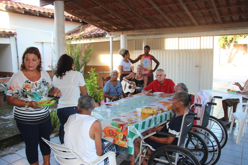 Celebração da Paixão de Cristo no Lar de Idosos Sant'Anna em Alcobaça (20)