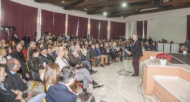 Παρουσίαση υποψηφίων του δημ. συνδυασμού «Όλοι για τη Λευκάδα»